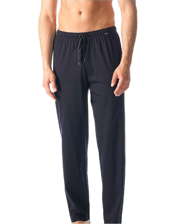 Mey 20760 Black Cotton Mens PJ Trouser