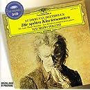 Beethoven- Die Späten Klaviersonaten (Late Piano Sonatas): Opp. 101, 106, 109, 110, 111