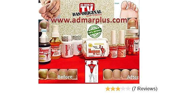 Amazon.com: Hongosan Antifungal Nails and Skin Full Kit Original 8 Products Super Especial Value Packhongosan El Original: Health & Personal Care