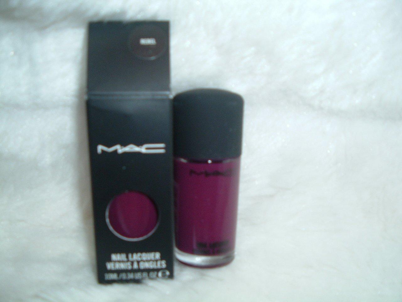 Buy Mac Nail Polish~REBEL~Fashion Set Collections Online at Low ...