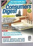 Bathroom Vanities Showroom Consumer Digest (Bathroom Updates) (Affordable Bathroom Updates, April 2011)