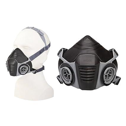 Delta plus - Semi-mascara m6200 termo 2 filtro azul