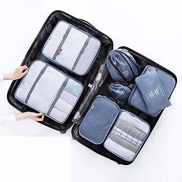 Amazon.com: Kefbhefe Juego de bolsas de almacenamiento de ...