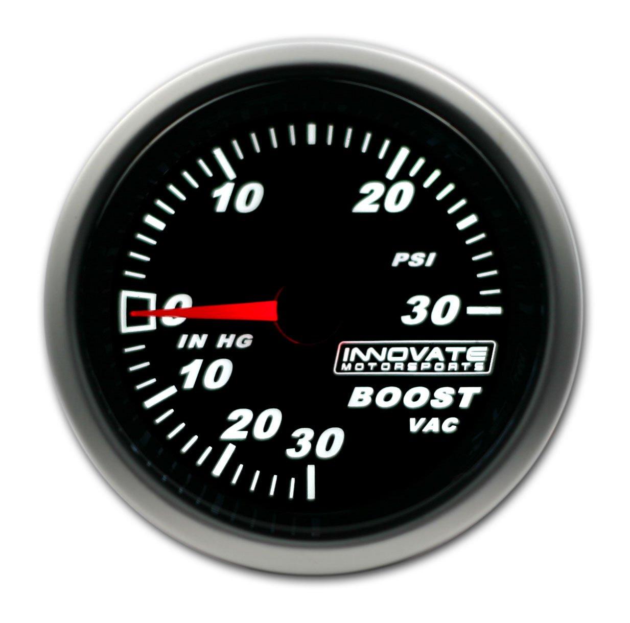 Innovate Motorsports 3816 G3 Vacuum/Boost Gauge Kit (2-1/16 52mm) Mechanical