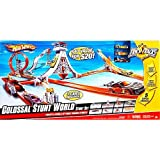 hot wheels colossal stunt world instructions