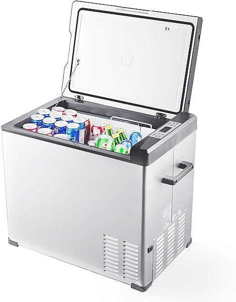 Aspenora - Congelador portátil para coche, refrigerador portátil ...