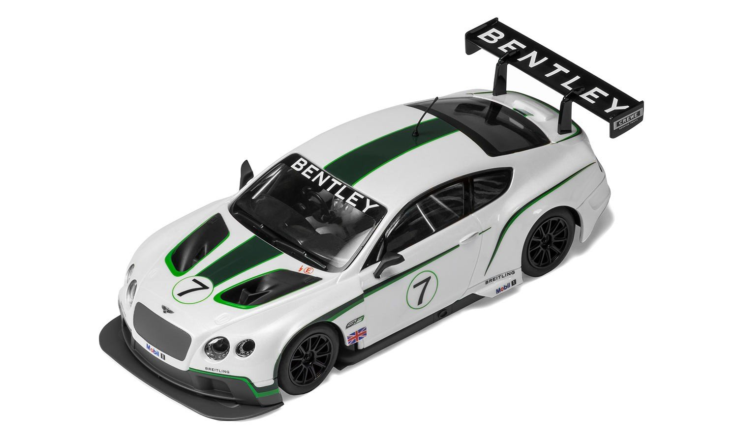 Superslot – Auto Slot Bentley Continental GT3 (Hornby s3514)