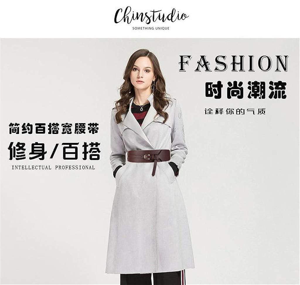 pin buttons belts down coats womens dresses Trendy needles