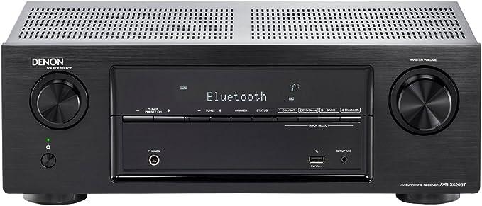 Denon AVR-X520BT: Amazon.es: Electrónica