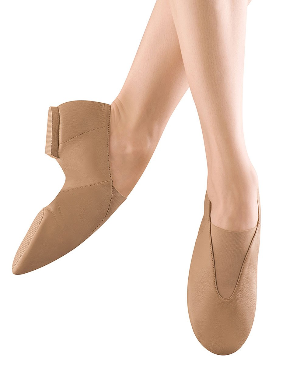 Bloch Women's Super Jazz Shoe,Tan,7 M US