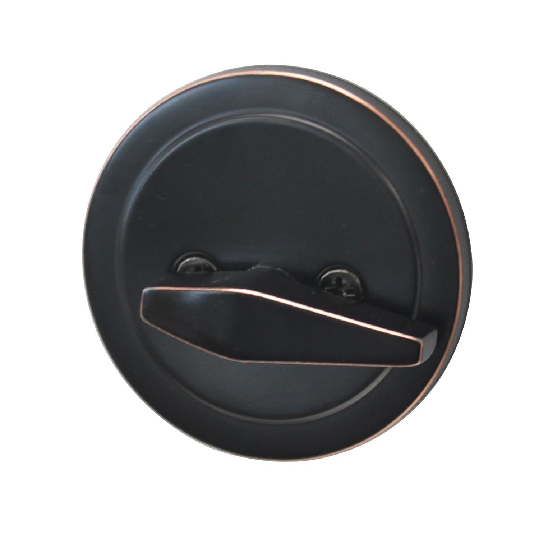 probrico Verrou de porte de s/écurit/é avec serrure /à cl/é en acier inoxydable Lave-vaisselle dldb Poign/ées de porte dentr/ée Casier