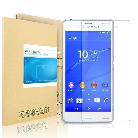 15 opinioni per Sony Xperia Z3 Pellicola Protettiva, PULESEN®Sony Xperia Z3 pellicola vetro