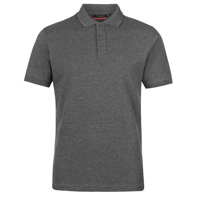58817aea26e Pierre Cardin Camisa Polo Clásica de Manga Corta para Hombre in Algodón  Premium: Amazon.es: Ropa y accesorios