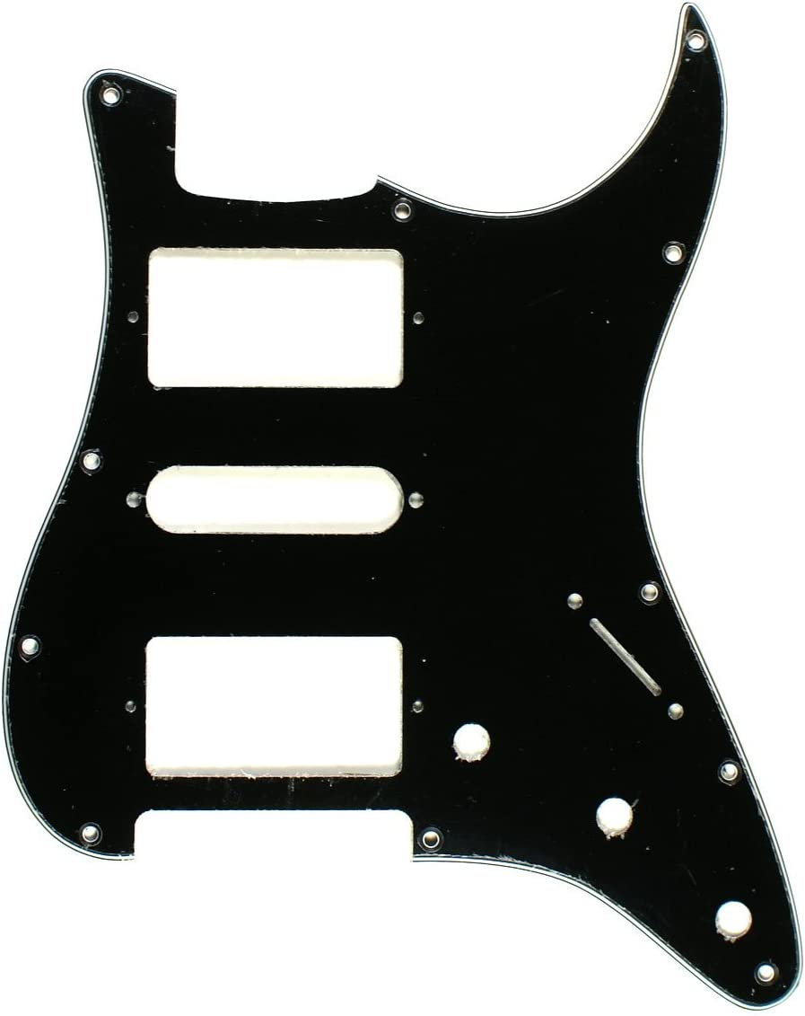 NEW Pickguard For Fender Strat 3-Ply CREAM PEARLOID 11 Hole