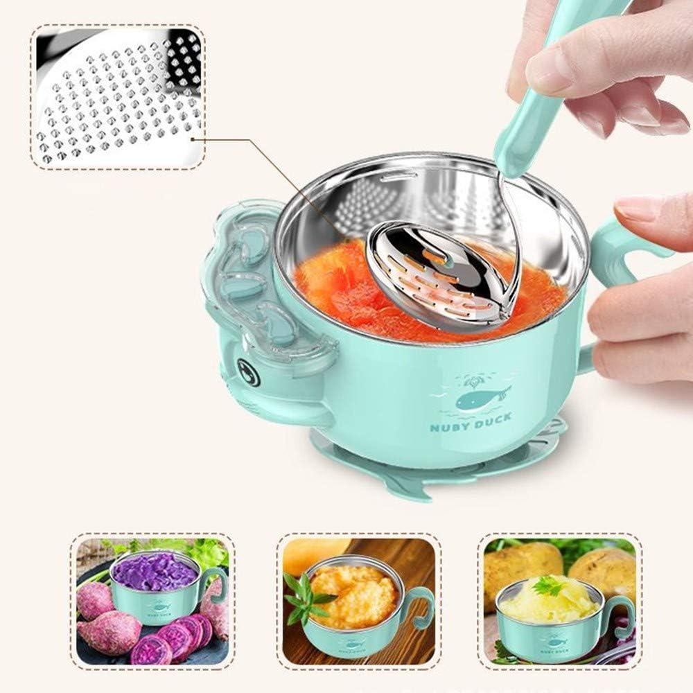 Fonction disolation//Froid QYWJ Robot cuiseur-mixeur broyage Multifonctionnel des Aliments broyeur de compl/éments Alimentaires pour b/éb/é Profession pour moudre Les Fruits et l/égumes