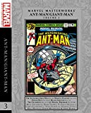 img - for Marvel Masterworks: Ant-Man/Giant-Man Vol. 3 book / textbook / text book