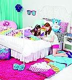 3C4G-Rainbow-Hearts-Reversible-Sleeping-Bag
