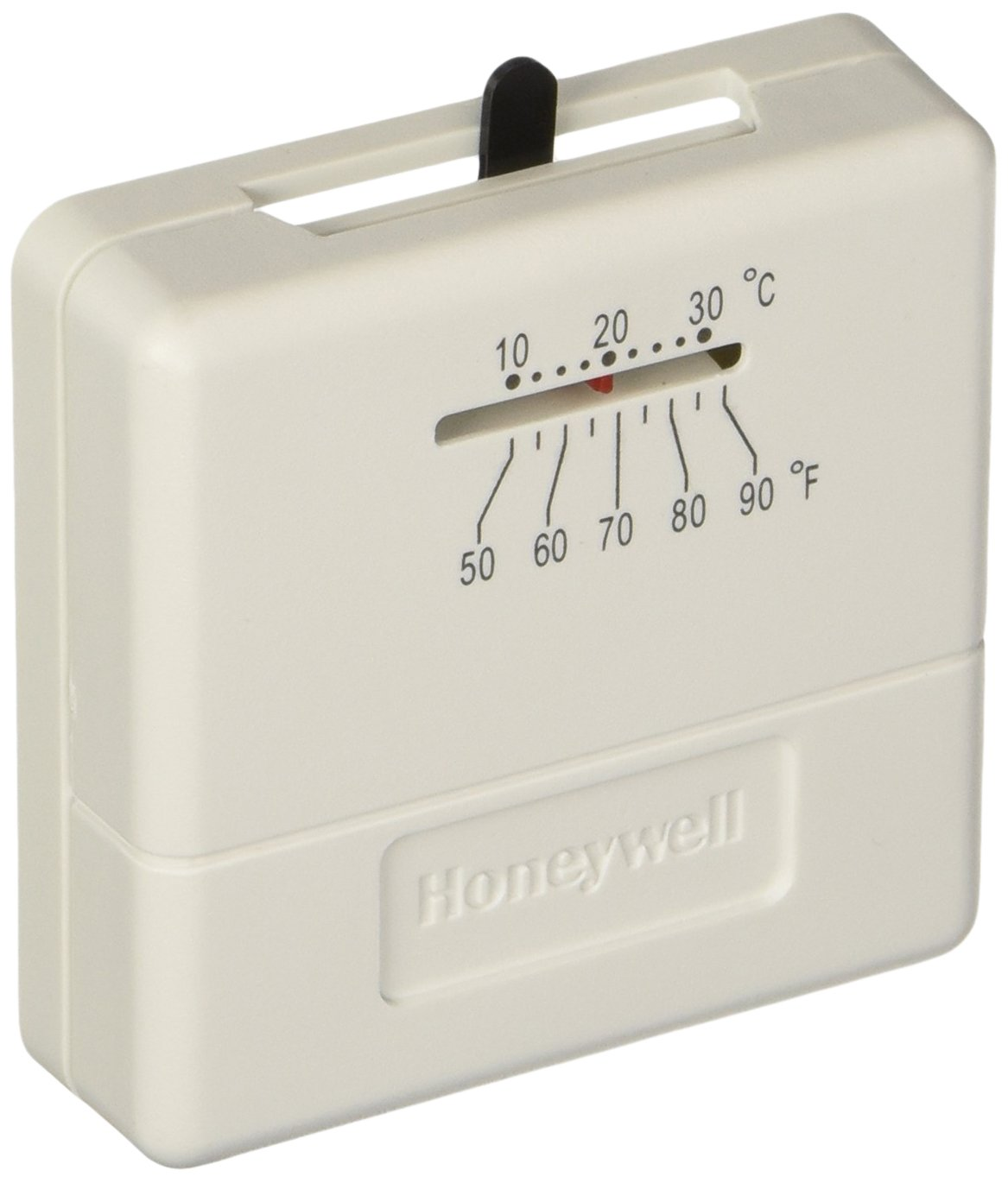 Honeywell T812A1002 Heating Only Thermostat - Programmable Household ...