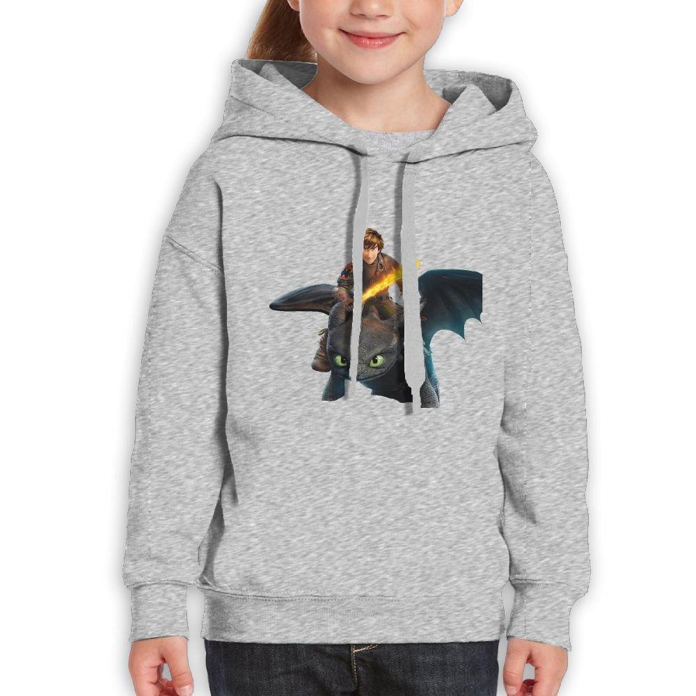 Avis N Youth Hoodie How To Train Your Dragon Fashion Unisex Hoodies  Ash S