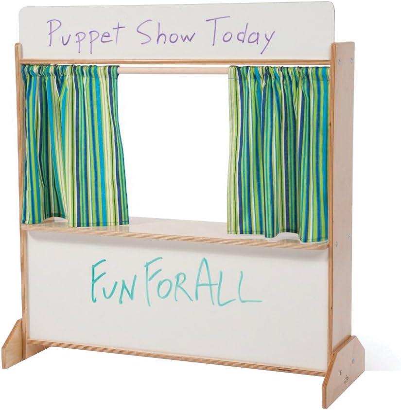 B00C867XLI Whitney Brothers Floor Standing Imaginative Show Puppet Theater 617d1J2po2BL.SL1000_