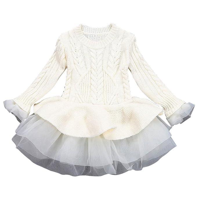 4f8a0febb53 Amazon.com  WuyiMC Little Girls  Tutu Dresses