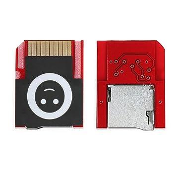 iKNOWTECH Adaptador Micro SD Controlador SD2VITA PSVSD Adaptador ...