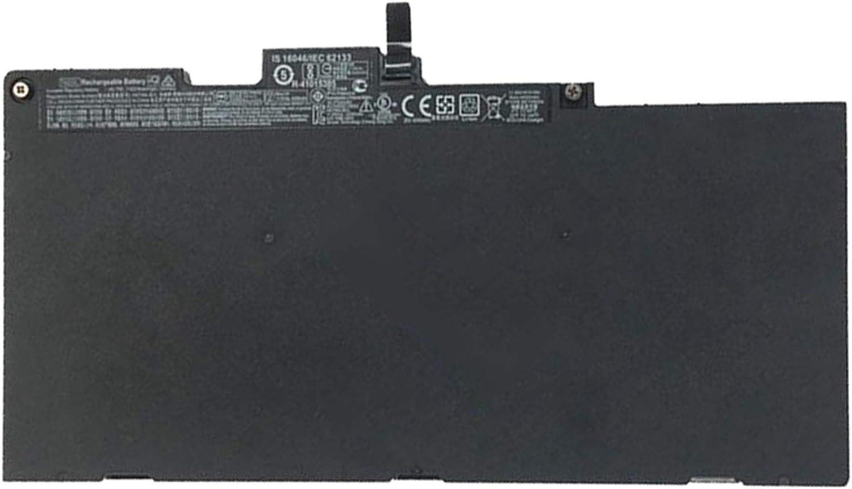 SUNNEAR TA03XL HSTNN-IB7L 11.55V 51Wh Laptop Battery Replacement for HP EliteBook 755 G4 840 G4 848 G4 850 G4 ZBook 14u 15u G4 Series HSTNN-172C-4 HSTNN-175C-5 HSTNN-I75C-5 854047-1C1 854108-850