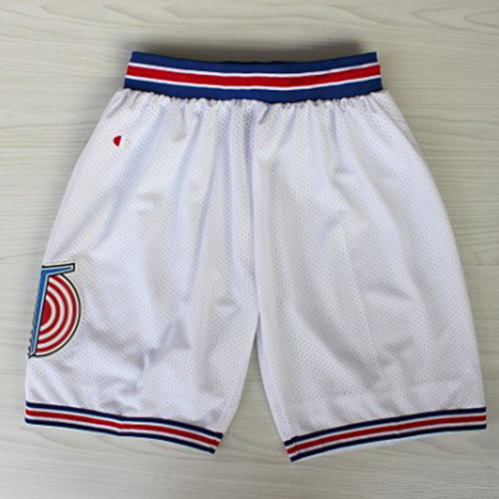 BEESCLOVER Retro Mesh Cool Shorts Casual Sports Basketball Squad Shorts Fashion Short Pants