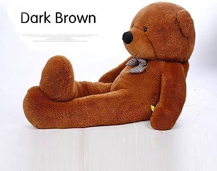 """Giant Teddy Bear Cuddly Stuffed Huge Toy Doll 47/"""" 4 Foot Soft Animal Plush Toy"""