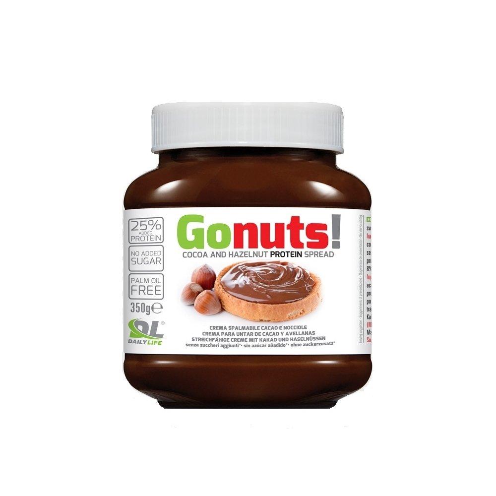 Anderson Go Nuts 350 Gr Cioccolata Proteica Spalmabile Come