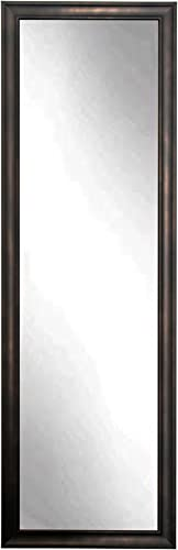 BrandtWorks BM13THIN Clouded Bronze Full Length Mirror