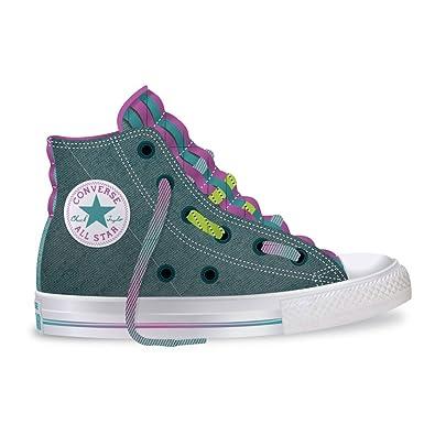 Converse Mädchen Girl Sneaker Schuhe Gr. 35 (21,5 cm) Chuck
