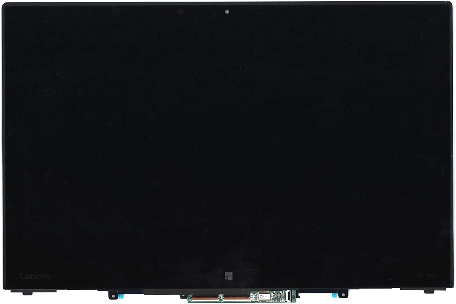 """For Lenovo 14"""" FHD 1920x1280 LCD Panel IPS LED Touch Screen Display with Control Board and Bezel Frame Assembly Thinkpad X1 Yoga 1st Gen. FRU: 00JT856 00UR189"""
