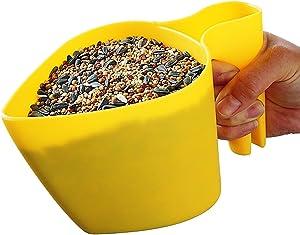 Perky-Pet 300-12 Scoop'n Fill Bird Seed Scoop