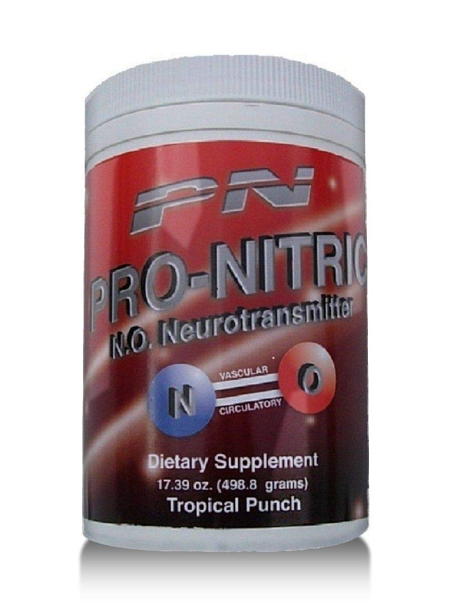Dietary Supplement For Men and Women, Nitric Oxide Support Formula, Includes Glutamine, Arginine, Citrulline, and Ribose Compounds – Pro-Nitric