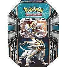 Pokemon Trading Cards Alola Tin Solgaleo - Standard Edition