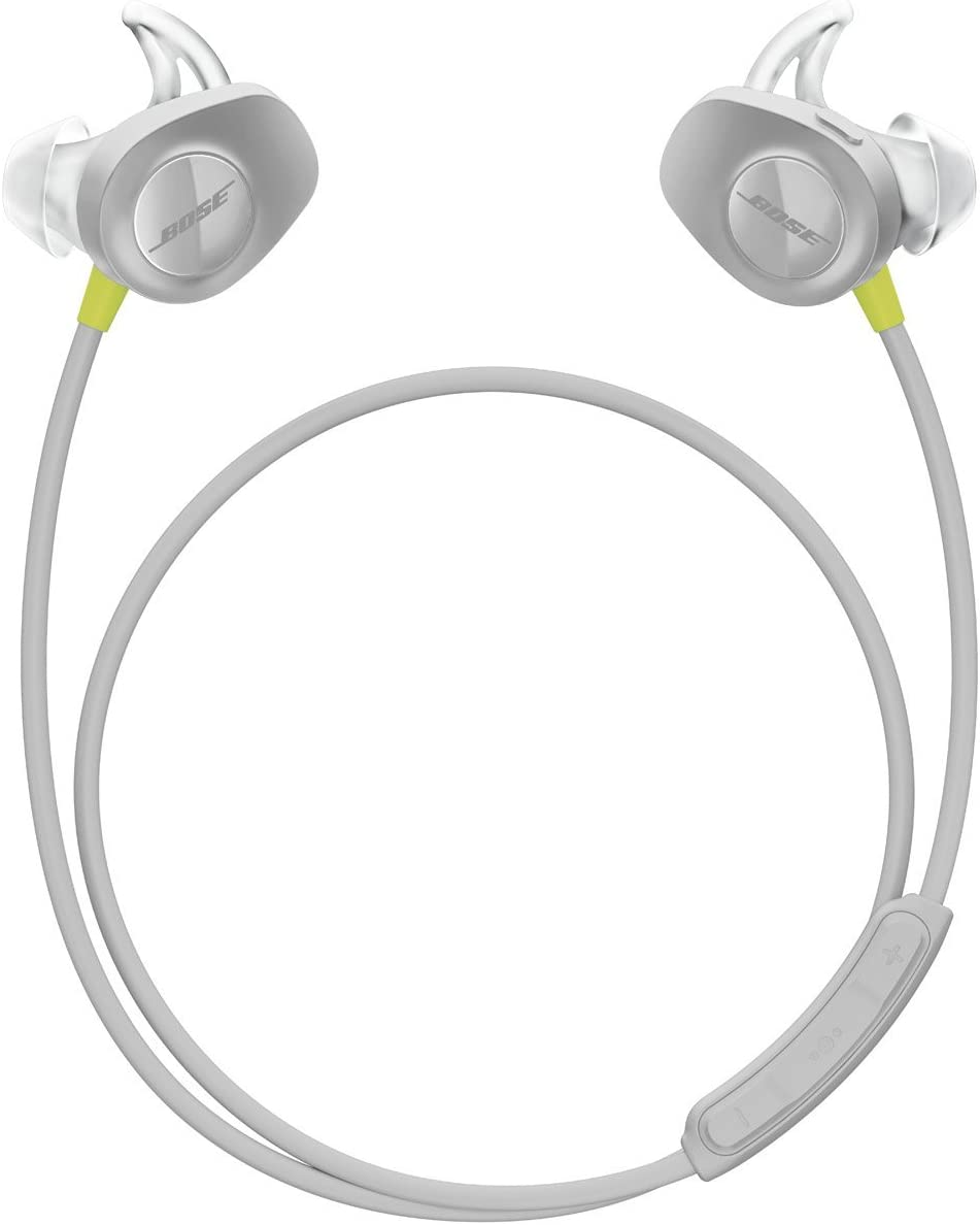 Bose SoundSport Bluetooth Wireless Earbuds for running