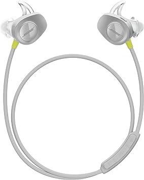 Oferta amazon: Bose SoundSport - Auriculares inalámbricos (Bluetooth, NFC, micrófono), color citron