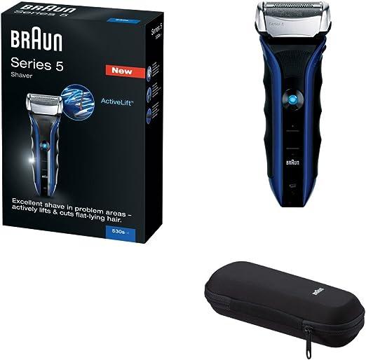 Braun - Afeitadora Series 5-530-4: Amazon.es: Salud y cuidado personal