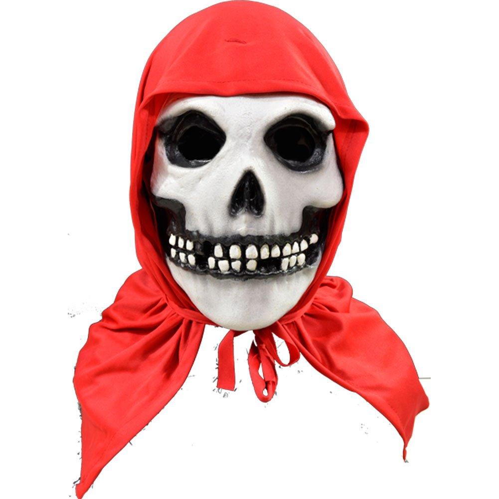 Misfits The Fiend Fiend Fiend (rot Hood) Full Head Adult Costume Mask c413b6