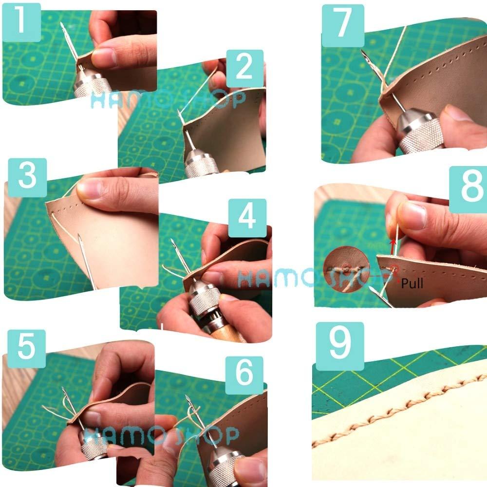 New Design 1set Rofessional Diy Speedy Stitcher Sewing Kit Canvas Heavy Repair, Speedy Stitcher Sewing - Sewing Speedy Stitcher, Stitcher Quilting, Sewing Spool, Sail Sewing, Leather Sewing Repair by KAN DU