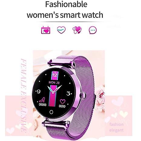 Amazon.com: NOMENI Smart Watch Smart Bracelet Health Tracker ...