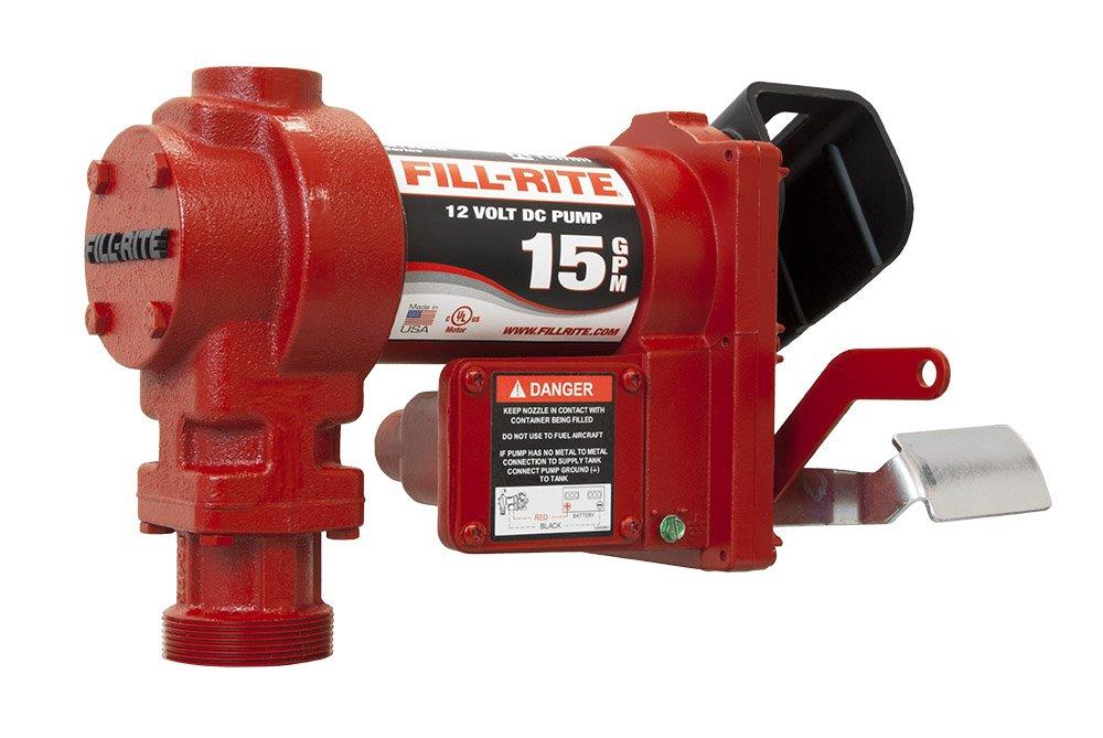Fill-Rite FR1204G 12 Volt DC Pump Only by Fill-Rite