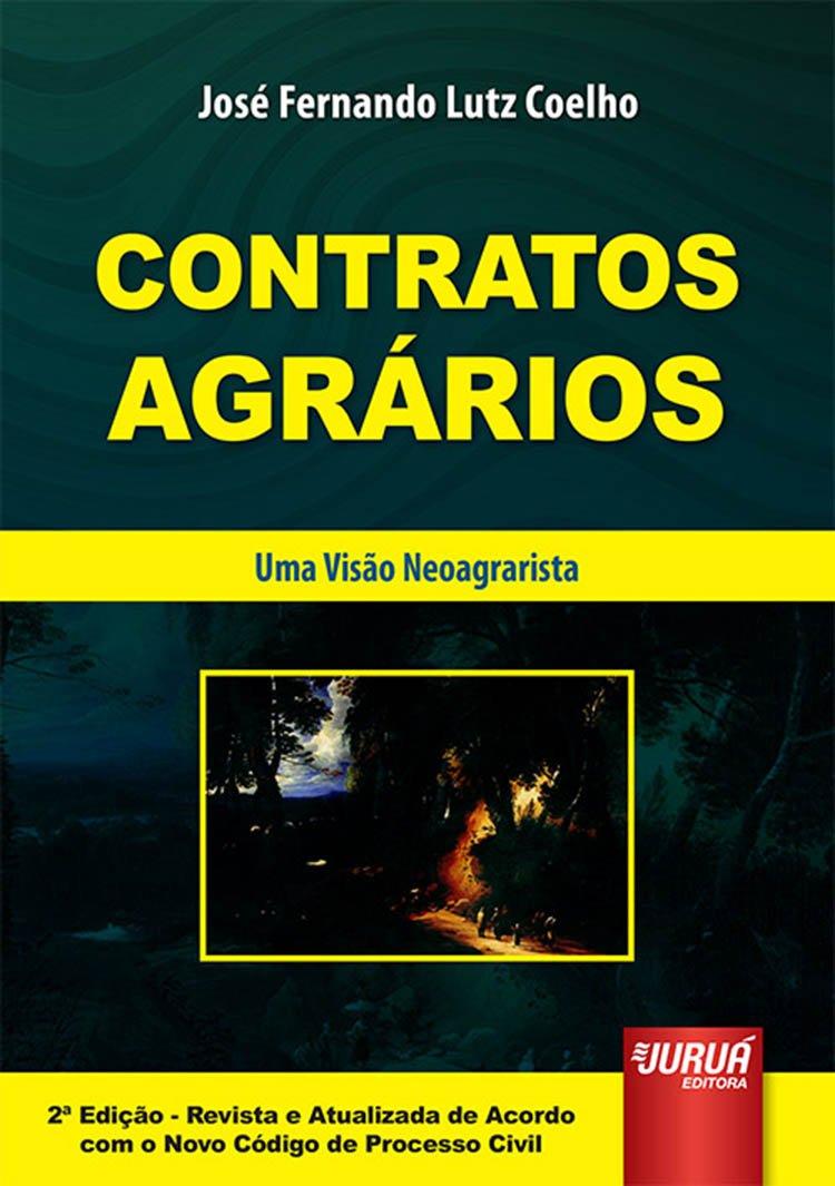 Read Online Contratos Agrários pdf epub
