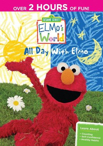 Amazon.com: Elmo's World: All Day with Elmo: Ken Diego