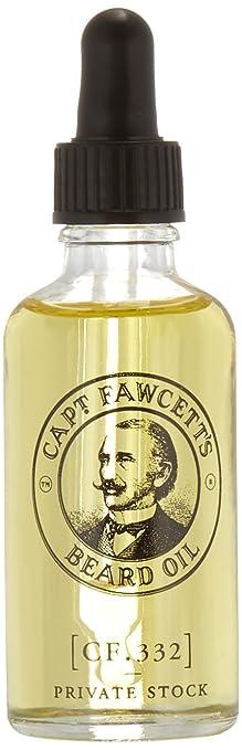 4 opinioni per Captain Fawcett 50ml olio da barba