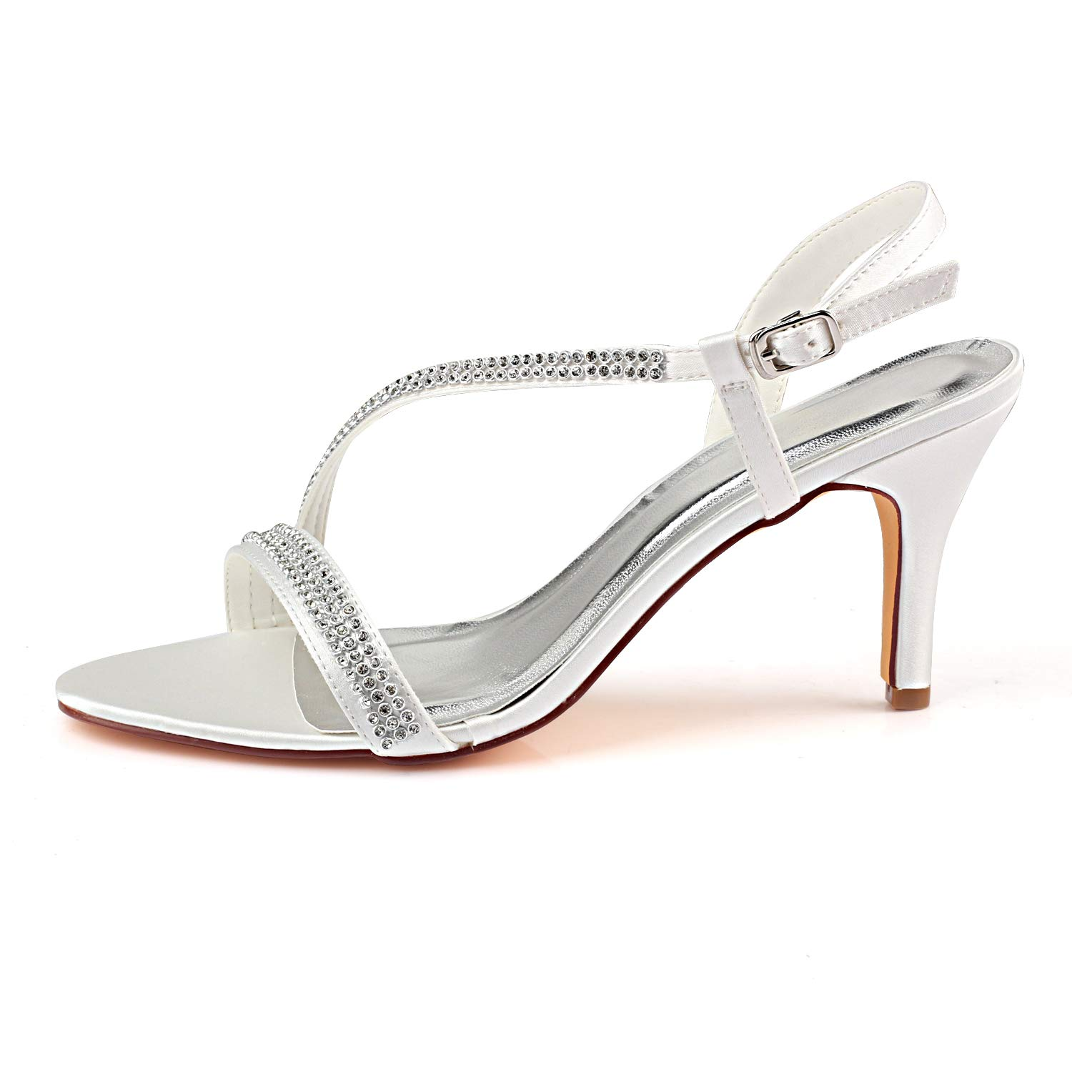 Emily Bridal Wedding Shoes High Heel Sandals Shoes