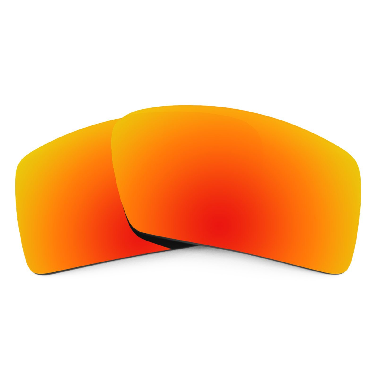 Revant Polarized Replacement Lenses for Oakley Eyepatch 1 Fire Red MirrorShield