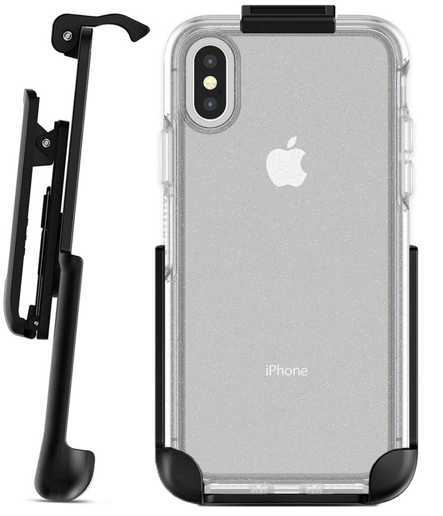 buy online c974f 078fb Encased Belt Clip Holster Compatible with Otterbox Symmetry Clear Case -  Apple iPhone Xs MAX (case not Included