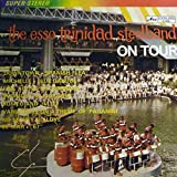 The Esso Trinidad Steel Band On Tour - Stereo Vinyl LP Record